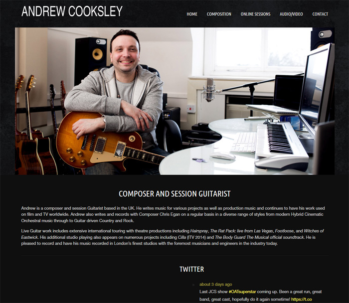Dream Jam Web Design - Website Designers in West Somerset