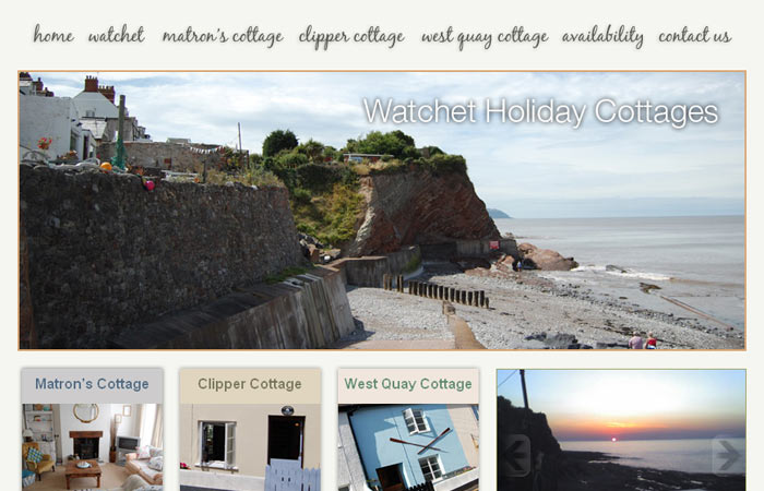 Watchet Holiday Cottages